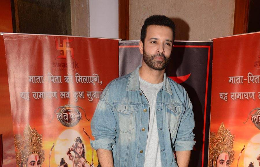 Siddharth Kumar Tewary hosts screening of Luv Kush