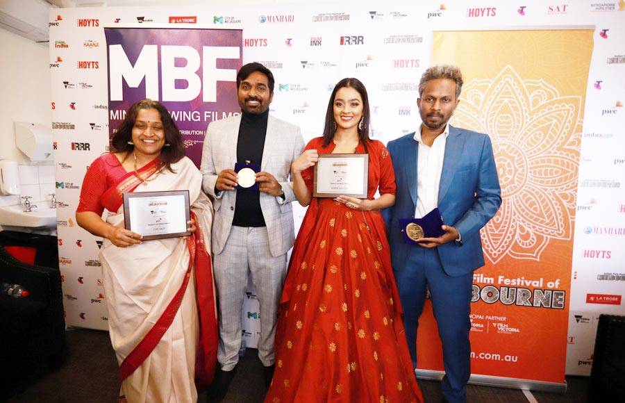 Pictures from IFFM Awards 2019