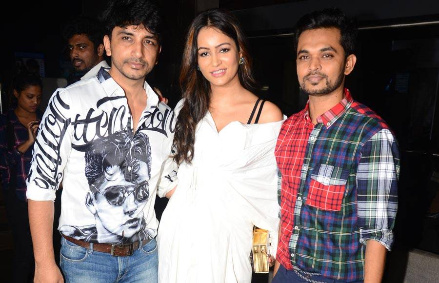 Premiere of movie Mushkil