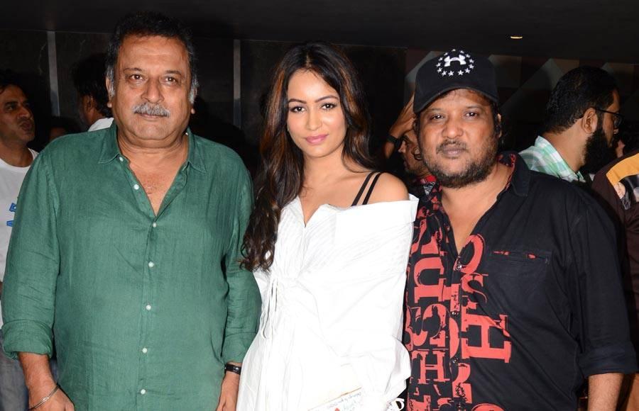Premiere of movie Mushkil