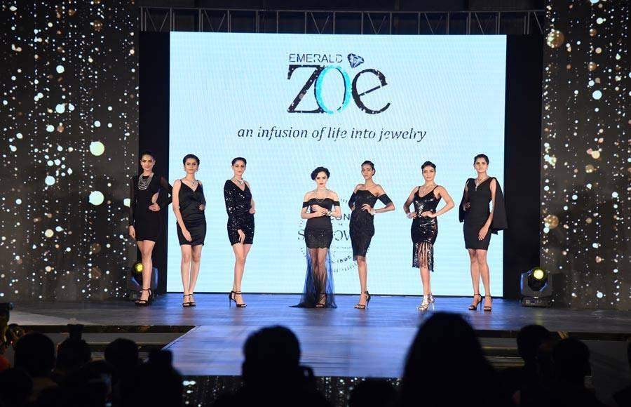 Shamita Shetty, Zarine Khan, Sophie Choudry and Michelle Shetty dazzle at the GJC NITE 2019
