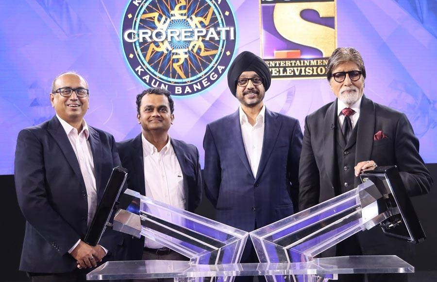Launch of Kaun Banega Crorepati season 11