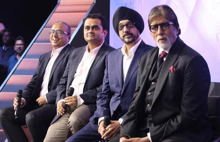 Launch of Kaun Banega Crorepati season 11