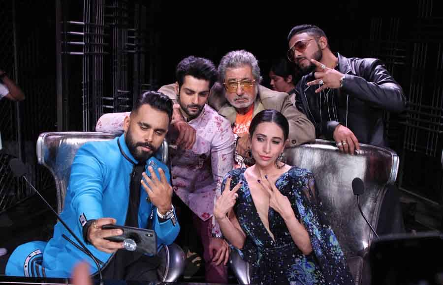 Karisma Kapoor to be seen in the upcoming Dance India Dance episode
