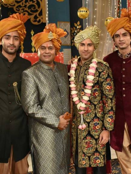 Kunal and Kuhu's wedding pictures from Yeh Rishtey Hain Pyaar Ke