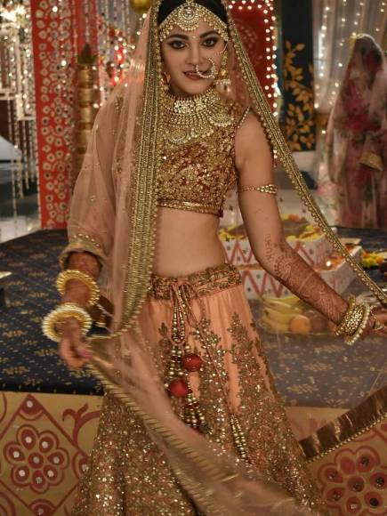 Kunal and Kuhu's wedding pictures from Yeh Rishtey Hain Pyaar Ke