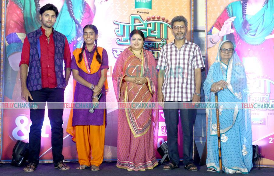 &TV launches Gudiya Hamari Sabhi Pe Bhari