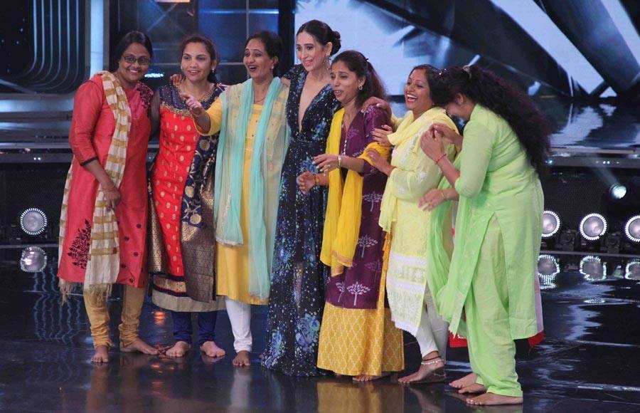 Karisma Kapoor recreates iconic song 'Maiya Yashoda' on Dance India Dance Champions