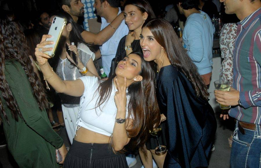 Celebs galore at Shiny Doshi's birthday bash