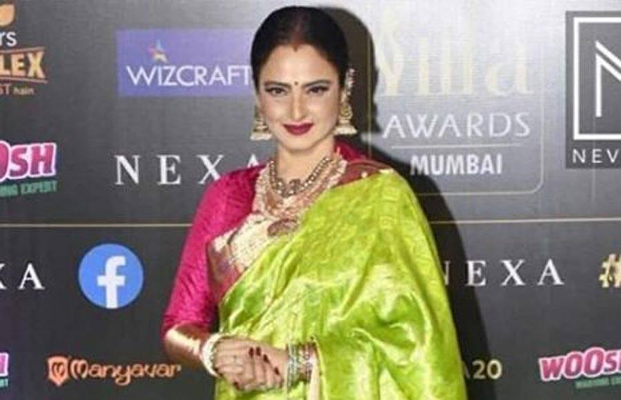 Bollywood actors at IIFA 2019