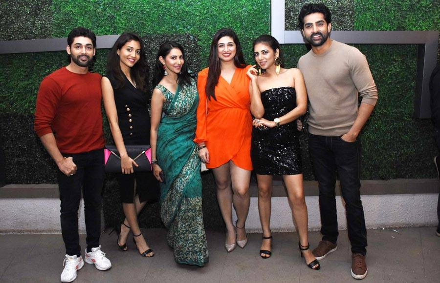 Munisha Khatwani's throws her birthday bash!