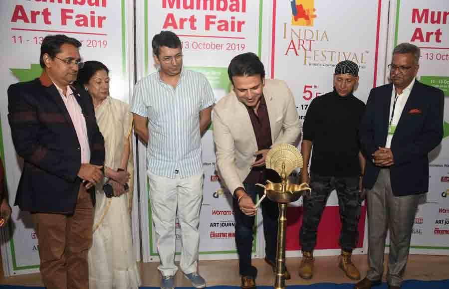 Mumbai Art Fair makes art more accessible, not more elitist – Vivek Oberoi