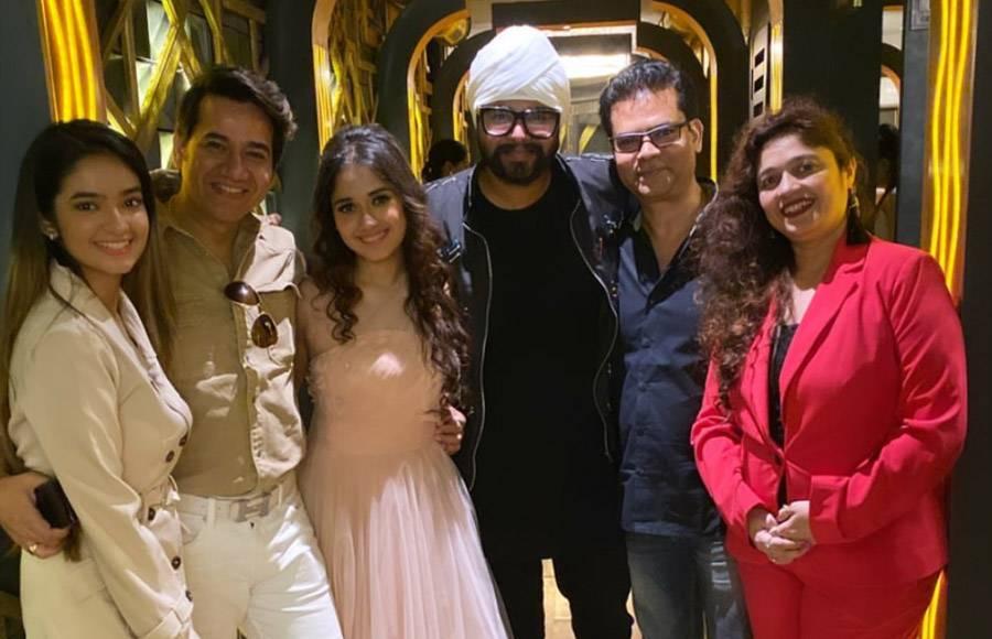 Launch party of Frooty Lagdi Hai starring Jannat Zubair Rehmani and Faisal Shaikh