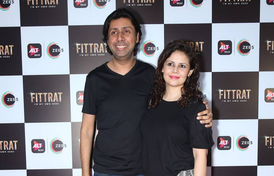 Screening of ALTBalaji's Fittrat