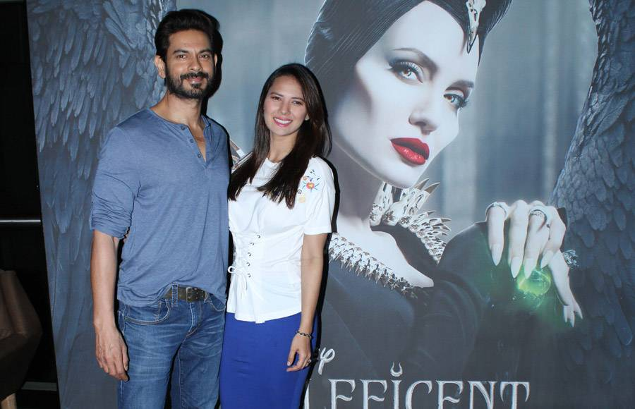 Celebrities galore at a special screening of Disney movie Maleficent: Mistress of Evil