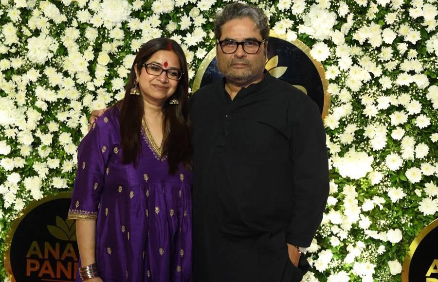 Anand Pandit's star-studded Diwali bash