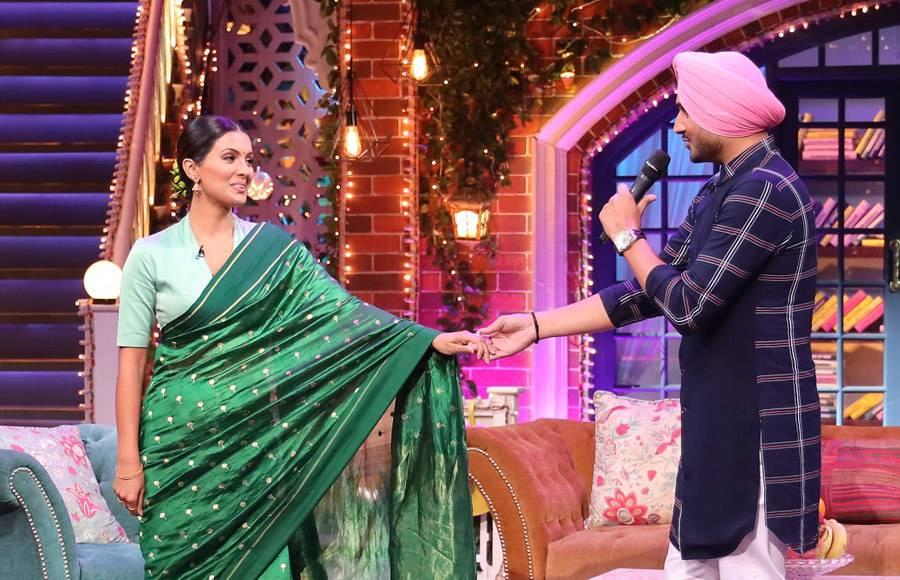 Ayushmann, Yami, Bhumi and others on The Kapil Sharma show