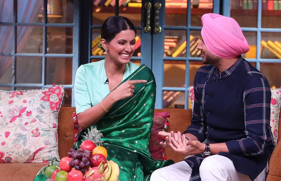Ayushmann, Yami, Bhumi and others on The Kapil Sharma show
