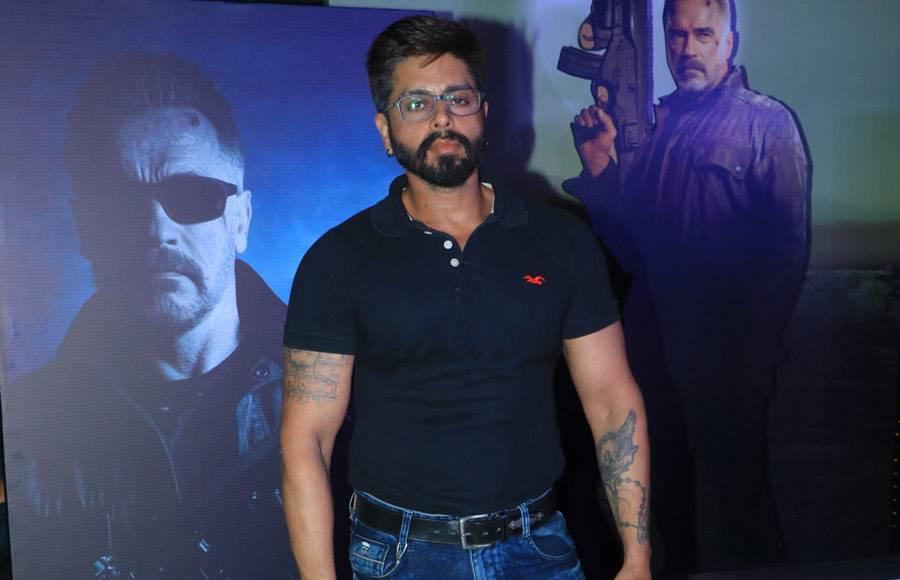 Celebrities at the premiere of Terminator Dark Fate