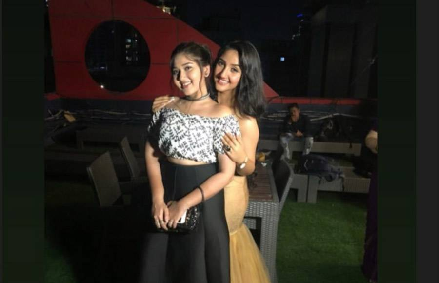 Launch party of Ashnoor Kaur's music video Swag Salamat
