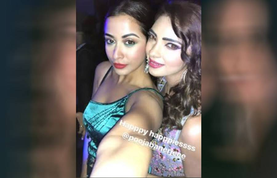 Pooja Banerjee's star-studded birthday bash