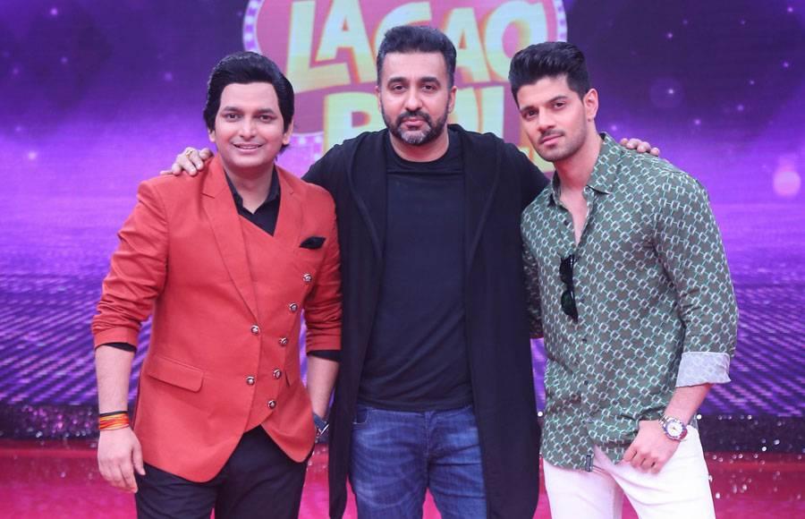 Sooraj Pancholi on the finale episode of Zee TV's Lagao Boli
