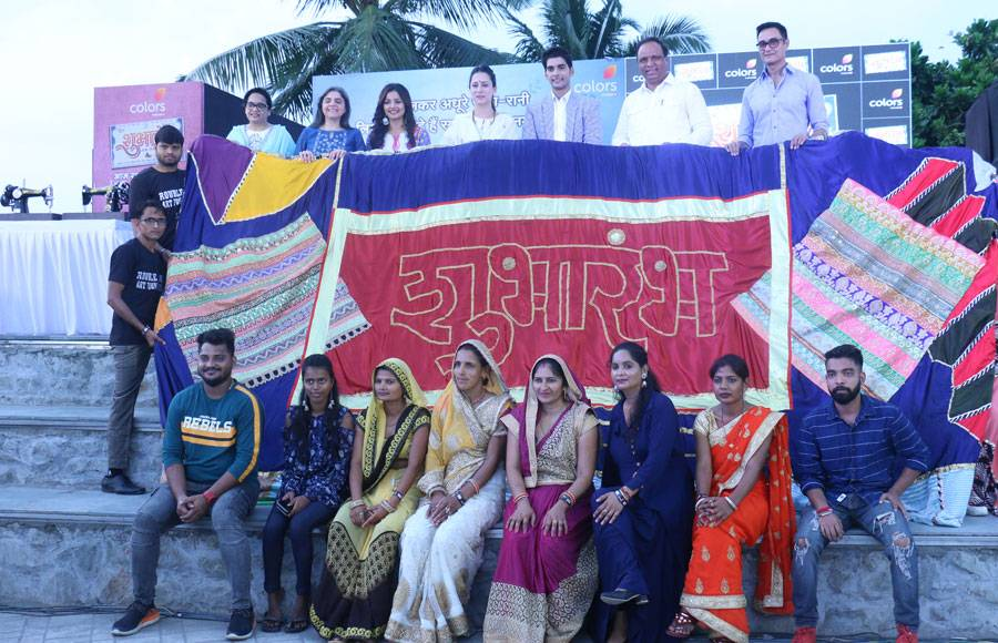 Launch of Colors' Shubh Aarambh