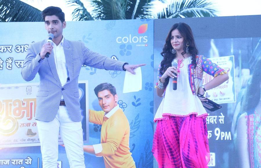 Launch of Colors' Shubh Aarambh