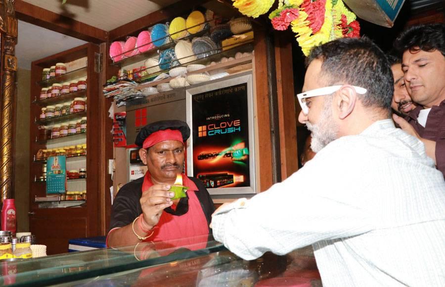 MasterChef-6 Judges grab a bite at Khau Galli in Juhu