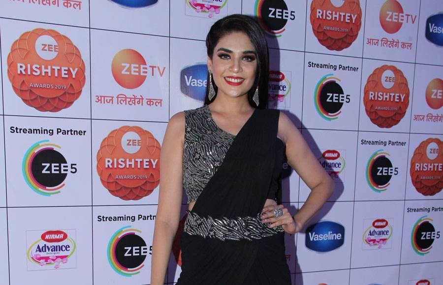 Celebs galore at Zee Rishtey Awards