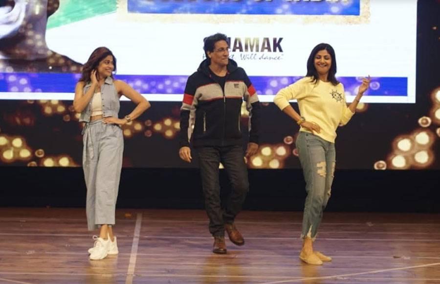 Shilpa Shetty, Jay Bhanushali, Shiamak Davar and others grace the event