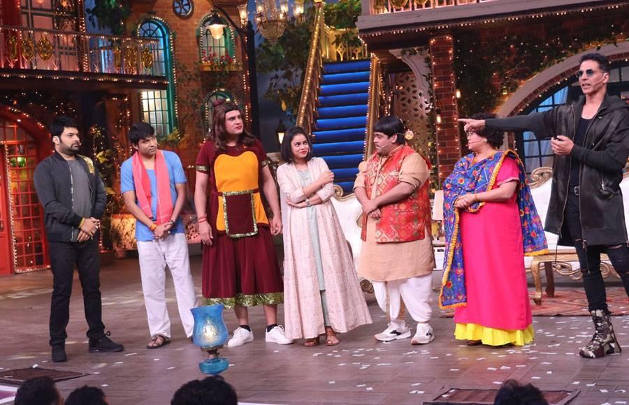 Good Newwz cast appear on The Kapil Sharma Show