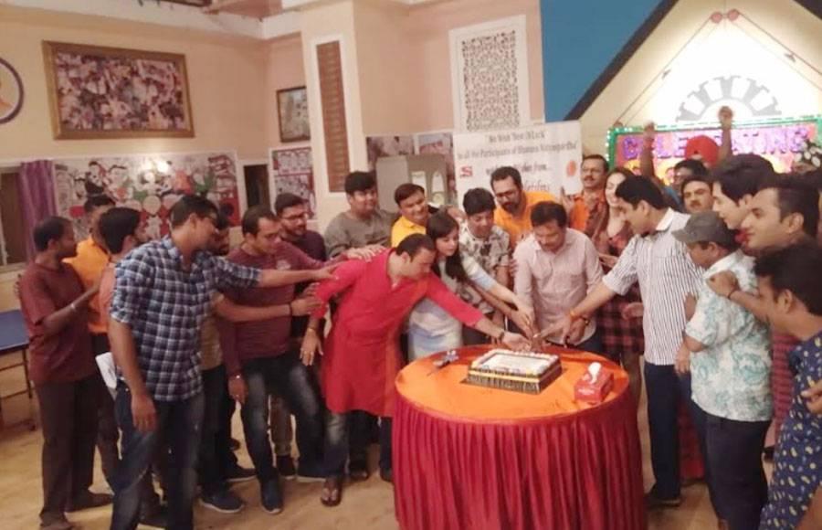 Taarak Mehta Ka Ooltah Chashmah team celebrates on completing 2900 episodes