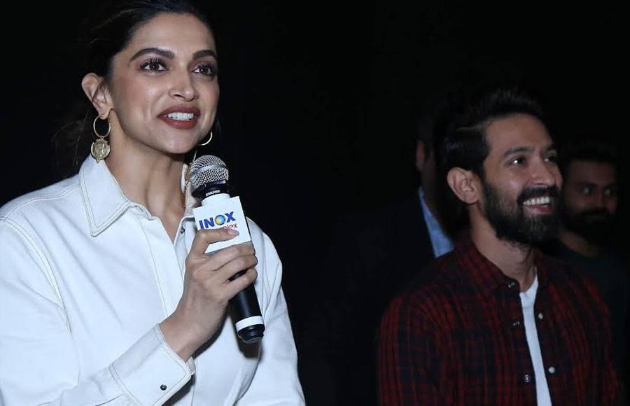 INOX celebrates key milestones with Deepika Padukone