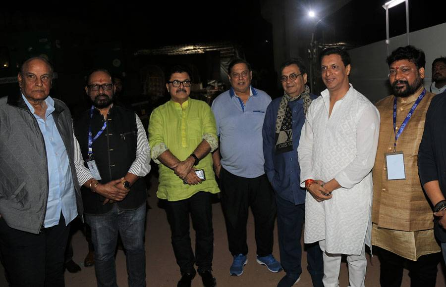 Kapil Sharma, David Dhawan, Madhur Bhandarkar lend support to FWICE's initiative to help film industry workers
