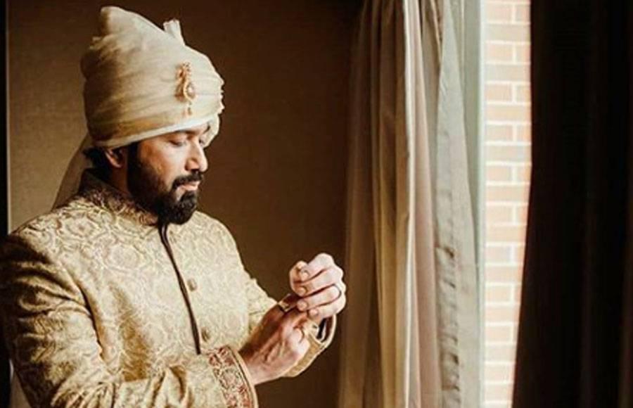 In pics: Kamya Punjabi weds Shalabh Dang