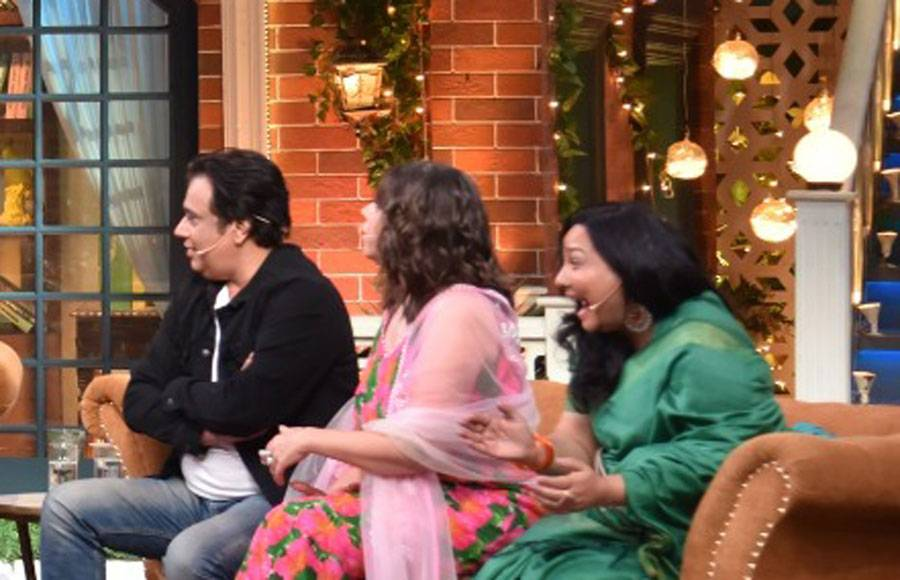 Shubh Mangal Zada Saavdhan on The Kapil Sharma Show