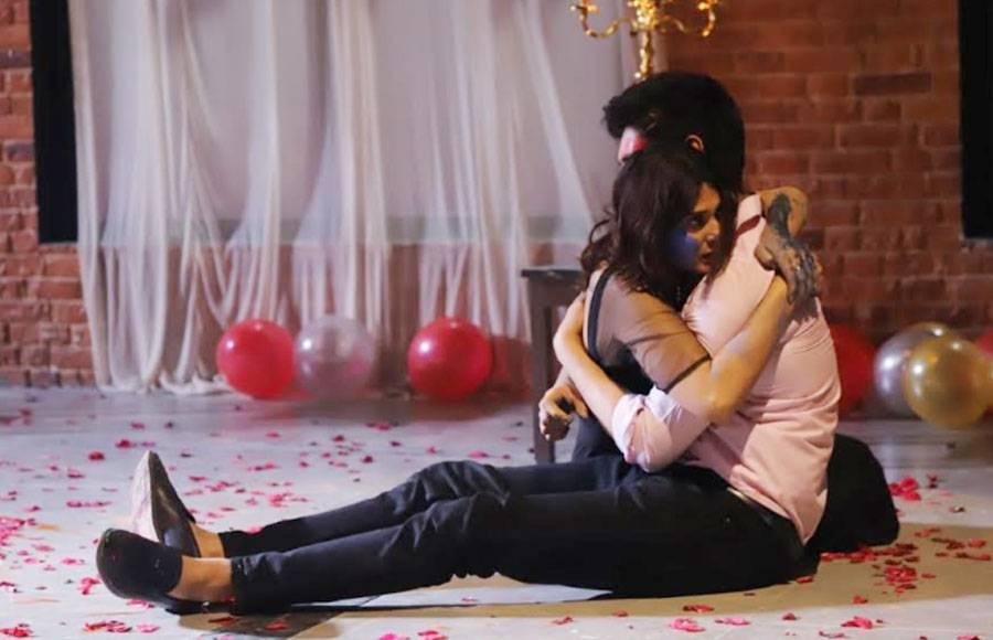 Rudra and Maya's sizzling romance in Beyhadh 2