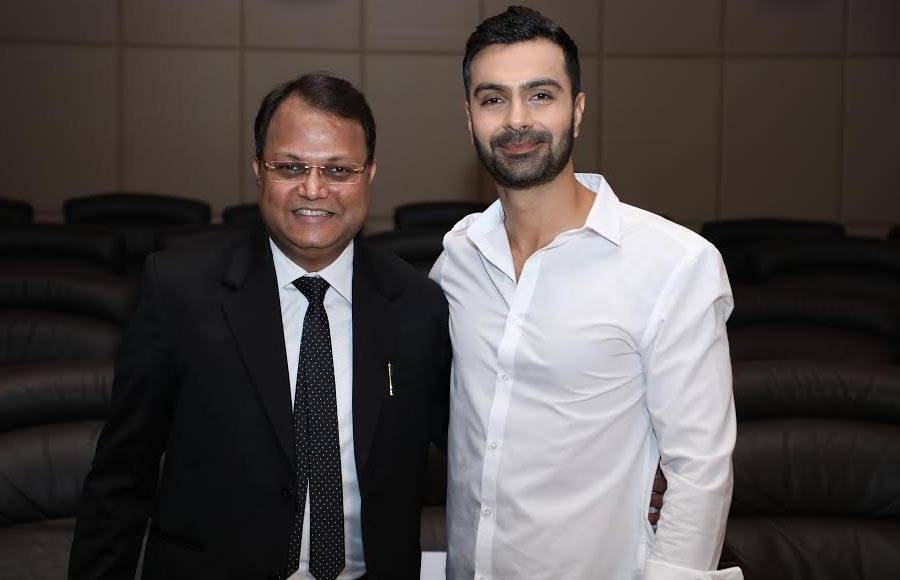 Ullu App launched the trailer of Iqbal Khan and Ashmit Patel starrer 'The Bull Of Dalal Street'