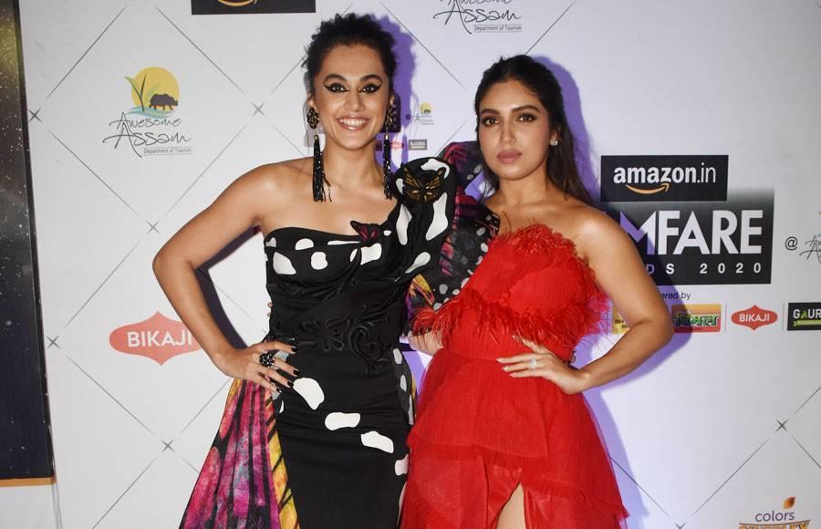 Celebs attend 65th Amazon Filmfare Awards 2020