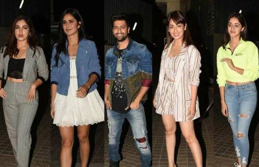 B-Town celebs grace the screening of Bhoot Part 1
