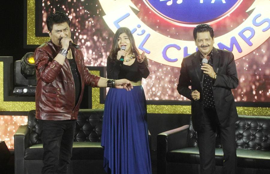 Zee TV launches 'Sa Re Ga Ma Pa Li'l Champs