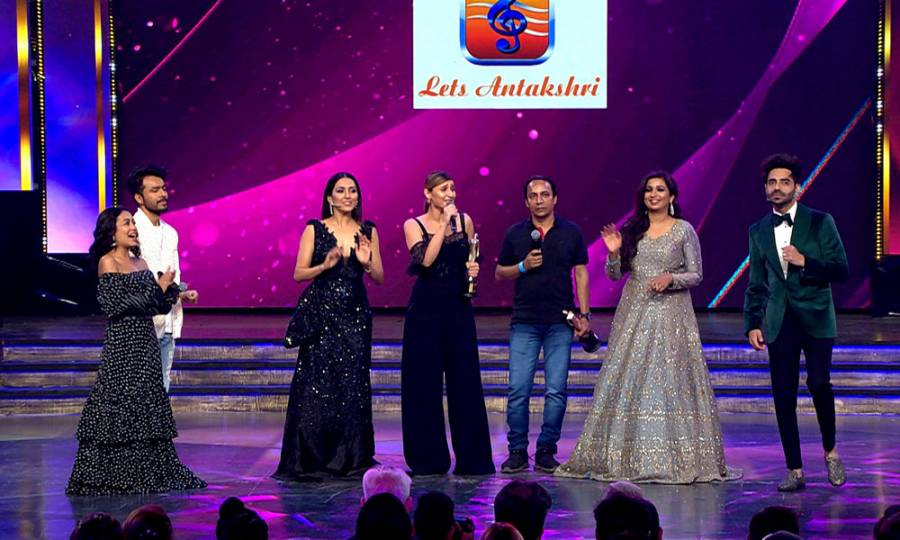 In pics: 12th Mirchi Music Awards