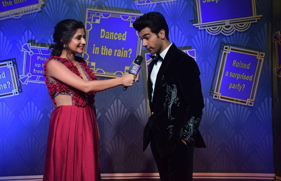 In pics: Shraddha Arya, Nishant singh Malkani and Kanika Mann turns red carpet hosts for Zee Cine Awards