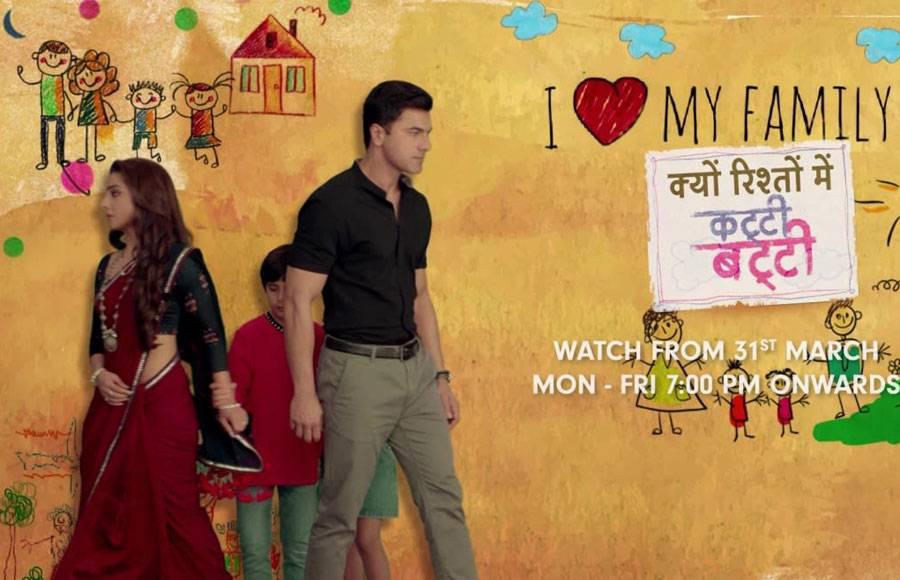 Kyun Rishton Main Katti Batti on Zee TV