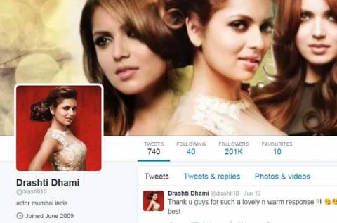 Karan Wahi And Drashti Dhami Dating #SocialMediaDay: Top T...