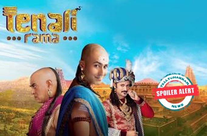 Tenali Rama: Bhaskar saves Amrapali from jumping out of the window